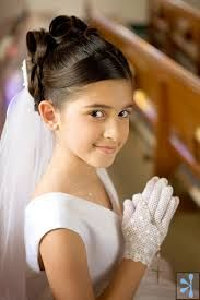 Image result for girl first communion photography
