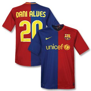 Nike 08-09 Barcelona Home Kick Off Shirt   Dani Alves 20 08-09 Barcelona Home Kick Off Shirt   Dani Alves 20 http://www.comparestoreprices.co.uk/football-shirts/nike-08-09-barcelona-home-kick-off-shirt- -dani-alves-20.asp