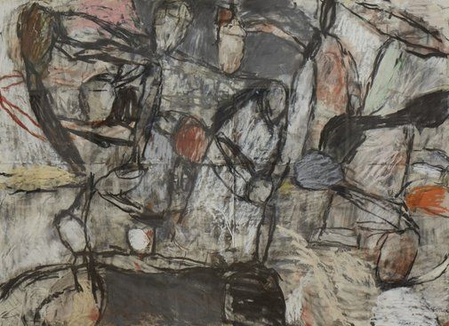 Ross Laurie: Stride :: Dobell Prize for Drawing 2012 :: Art Gallery NSW