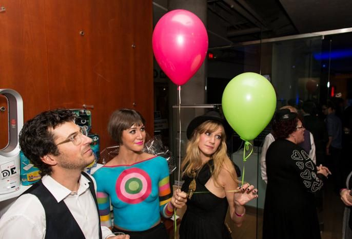 Here is an idea for raising more money at your fundraiser. Sell balloons with prize tickets inside. Pop!