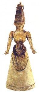 Figura femenina realzada con corpiño muy ajustado y faldas que al principio eran muy cortas y poco a poco se fueron alargando. El calzado seguía siendo la sandalia.