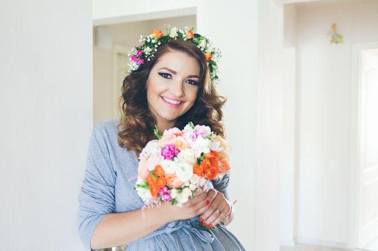 bridal preparations, pregatitul miresei