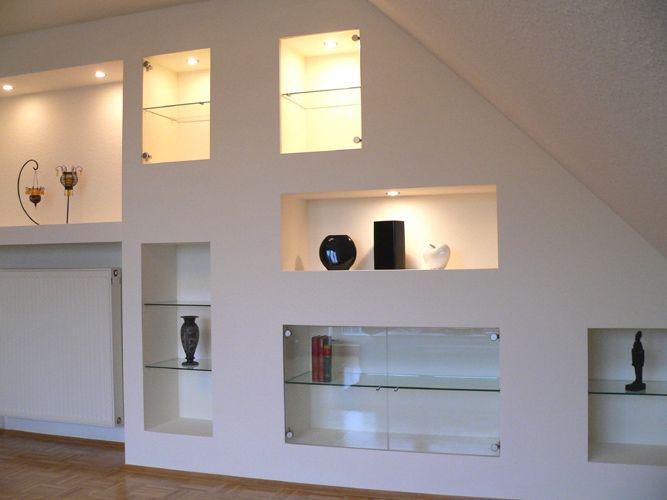trel einbauschrank dachschr ge 3 raumtrenner 2 pinterest. Black Bedroom Furniture Sets. Home Design Ideas