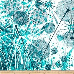 Wild Garden Wild Rye Teal