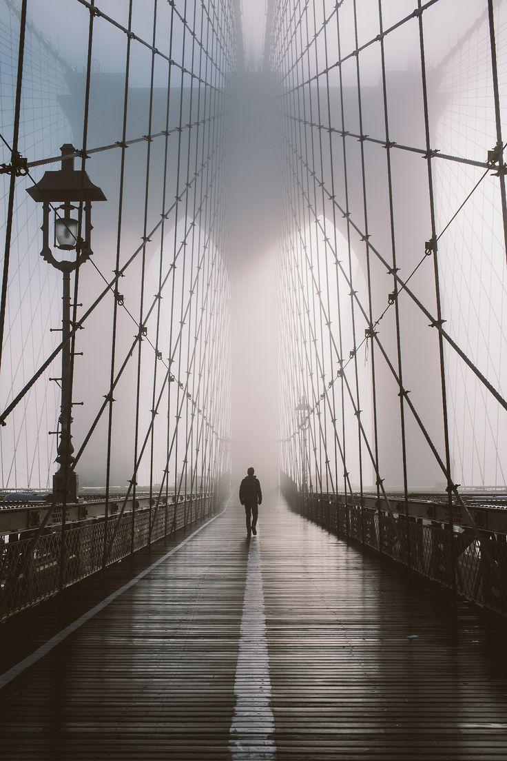 Brooklyn Bridge, NYC II Gabriel Flores