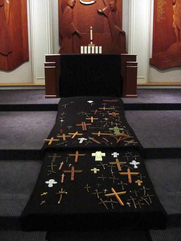 pentecost for example crossword