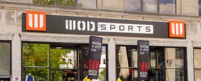 WOD Sports - s'entraîner, c'est sexy