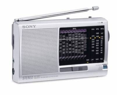 Sony ICF-SW11 Shortwave Radio FM Stereo MW LM SW (1-9) 12-Band Re | Radios & Receivers | Gumtree Australia Manningham Area - Doncaster | 1114872285