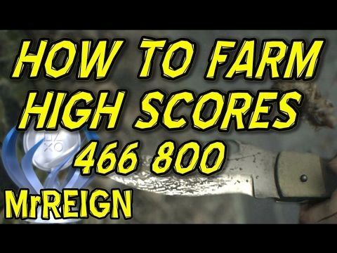 RESIDENT EVIL 7 - NIGHTMARE - SCORE FARMING - TUTORIAL - GUIDE - HOW TO GET HIGH SCORES - YouTube