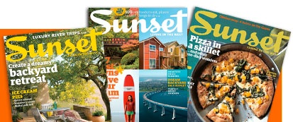 #DearMom, Have a subscription to Sunset Magazine - then let me have all the old issues when you're done reading them. @Chronicle Books