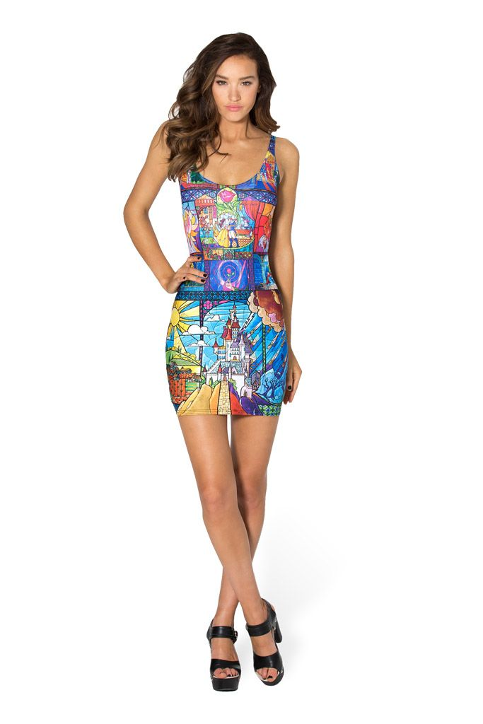 Tale As Old As Time Dress by Black Milk Clothing $95AUD