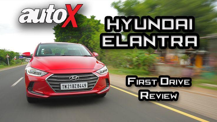2017 Hyundai Elantra | Review | First Drive | autoX