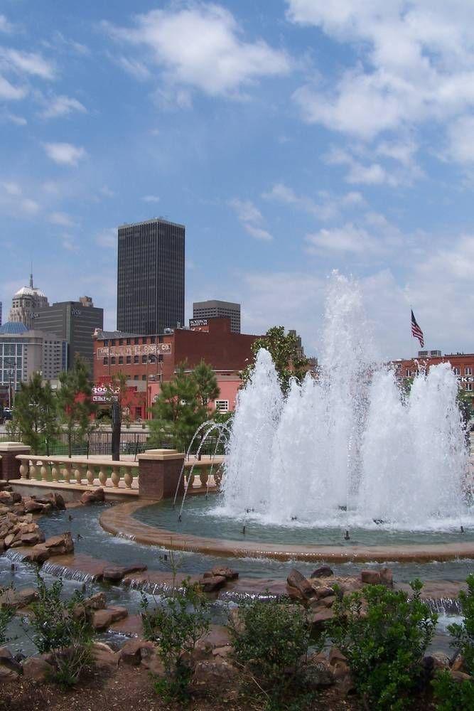 Courtyard Oklahoma City Downtown