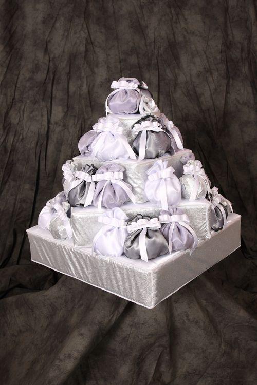 Dettagli immagine relativi a:... Torta Matrimonio - :: Cesti, confezioni, bomboniere e idee regalo