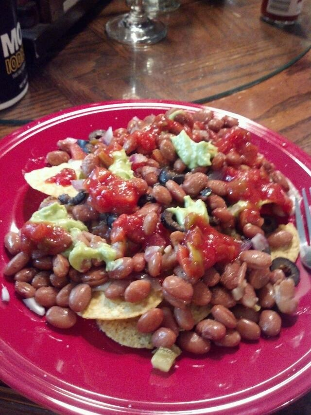 Pepper jack cheese, Red beans and Salsa on Pinterest
