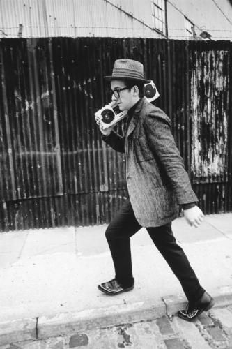 Elvis Costello - Photo by Peter Anderson