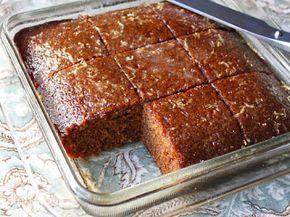 Silver Palate Gingerbread w/Lemon Glaze http://jancooks.blogspot.com/2012/12/silver-palate-gingerbread-with-warm.html