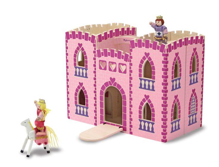 Hola! A alguien le apetece dar un paseíto por un castillo?. Lo tenemos rosa y gris, para todos los gustos. Con príncipes y mobiliario incluido, ¡el no va más! #casademuñecas #castillosprincesas #princesas #castillosmadera http://www.babycaprichos.com/castillo-de-madera-de-princesa.html