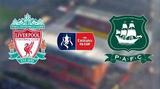 Portail des Frequences des chaines: Liverpool vs Plymouth Argyle FC