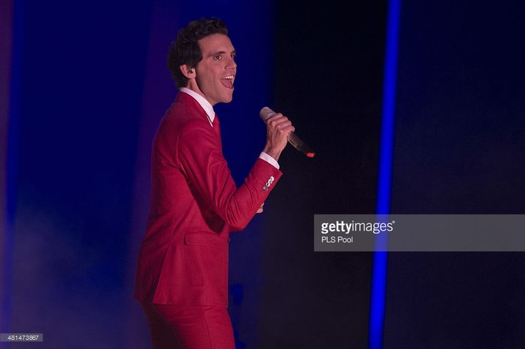 Mika 3/29/14 at Rose Ball in Monaco