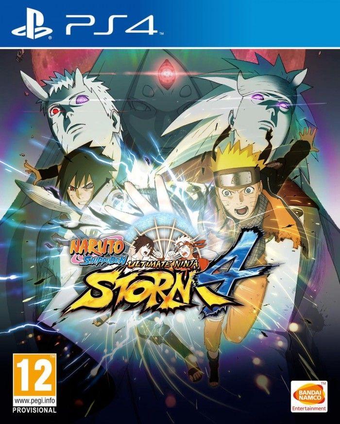 Opening du jeu Naruto Shippuden: Ultimate Ninja Storm 4
