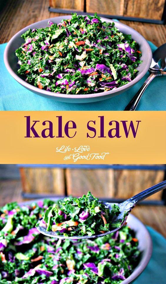 Kale Slaw   Life, Love, and Good Food