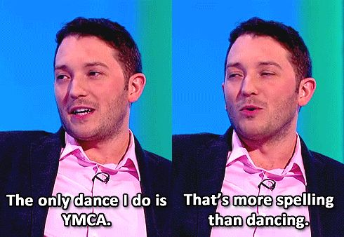Jon Richardson :)
