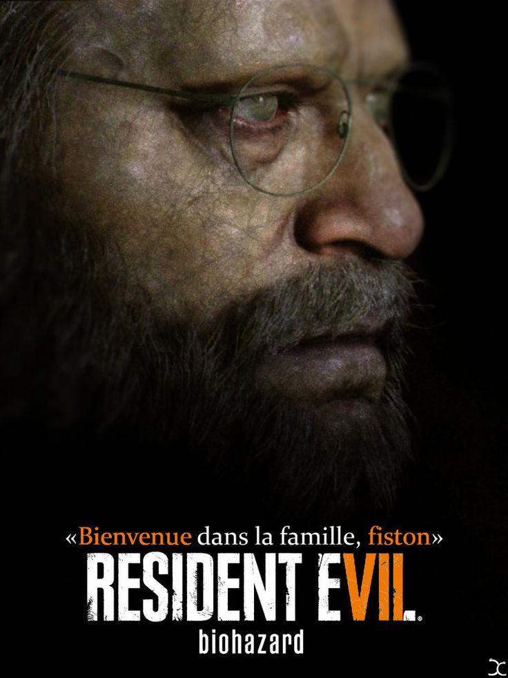 Resident Evil 7 by YlarchC