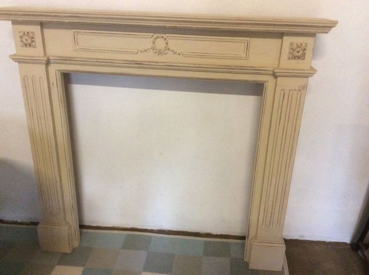 Solid Wood Fireplace Surround