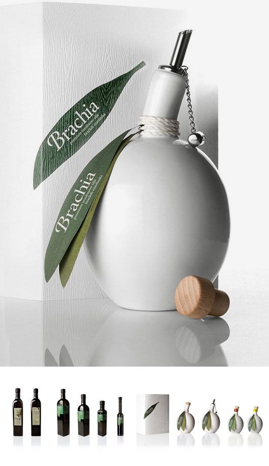 Brachia packaging: Olive Oil Packaging, Oliveoil Packaging, Brachia Packaging Olive, Olive Oils, Packaging Design, Brachia Oliveoil, Packaging Olive Oil, Creative Package Design, Olives