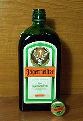 Jägermeister ist ein Kräuterlikör, der im niedersächsischen Wolfenbüttel hergestellt und abgefüllt wird. Dort befindet sich auch der Stammsitz der Firma Mast-Jägermeister SE. Weitere Abfüllanlagen gibt es im sächsischen Kamenz und im steirischen Graz.
