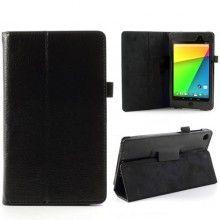 Funda Nexus 7 2013 - Flip con Soporte Negro  AR$ 77,51