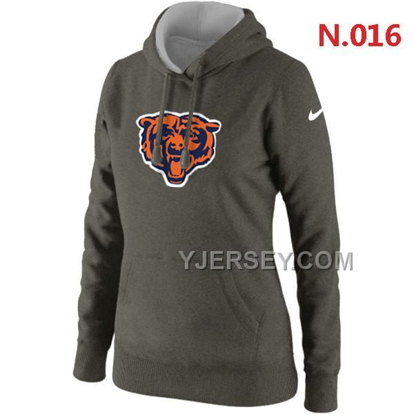 http://www.yjersey.com/chicago-bears-womens-nike-club-rewind-pullover-hoodie-dgrey-discount.html CHICAGO BEARS WOMEN'S NIKE CLUB REWIND PULLOVER HOODIE D.GREY DISCOUNT Only 50.00€ , Free Shipping!