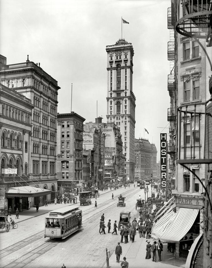 Бессмертные «Площади времени» мира: Times Square Нью-Йорк, США