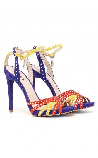 Liu Jo - Open-toe Shoes & Sandals - 'CLIO' SANDAL