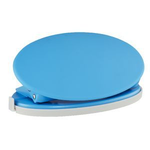 J.Burrows Silicone 2 Hole Punch Blue