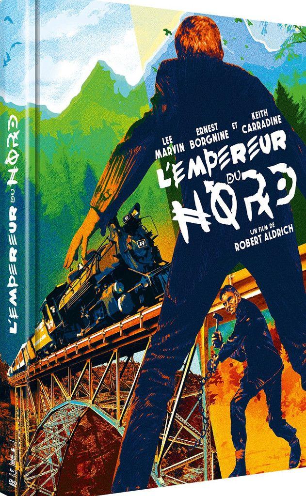 #LEmpereurDuNord #EmperorOfTheNorthPole Train d'enfer pour une aventure homérique et subtilement rebelle #LeeMarvin #ErnestBorgnine #RobertAldrich #WildSideVideo