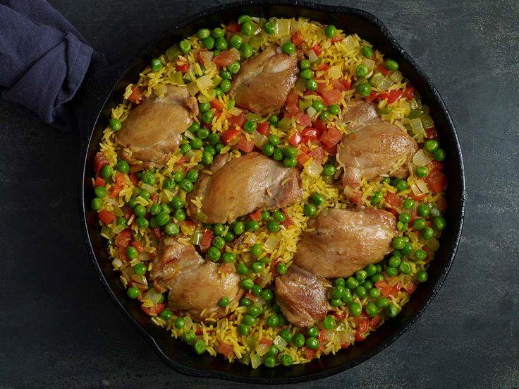 Drunken Rice with Chicken
