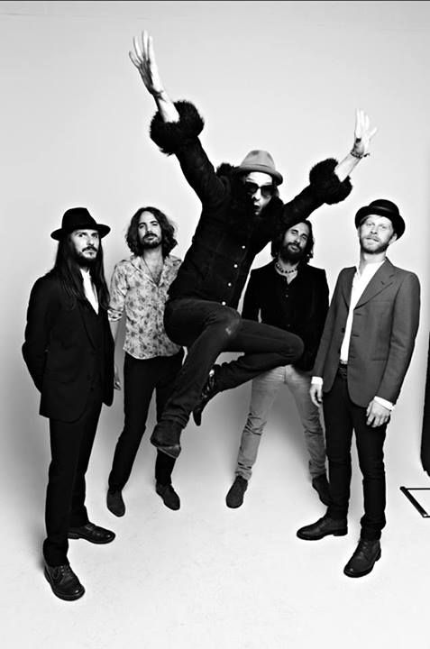 The Temperance Movement band