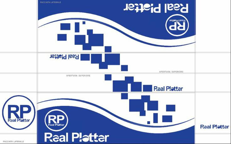 Design scatola - Real Plotter