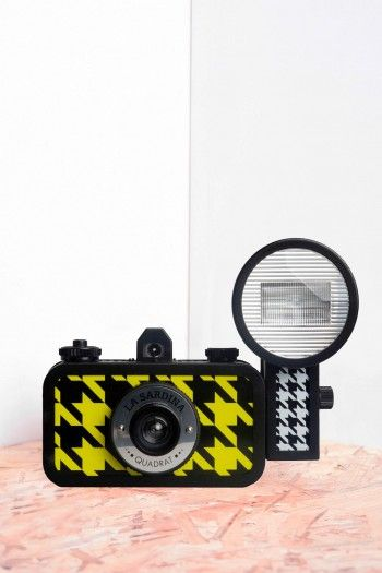 Print La Sardina analog Camera by Lomography