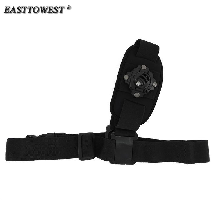 Easttowest Shoulder Belt Single Shoulder Strap Mount Chest Harness Belt Adapter For Gopro Hero 4 3 3+ 2 HD SJ4000 Xiaomi Camera | Price: US $6.00 | http://www.bestali.com/goto/32315211816/10