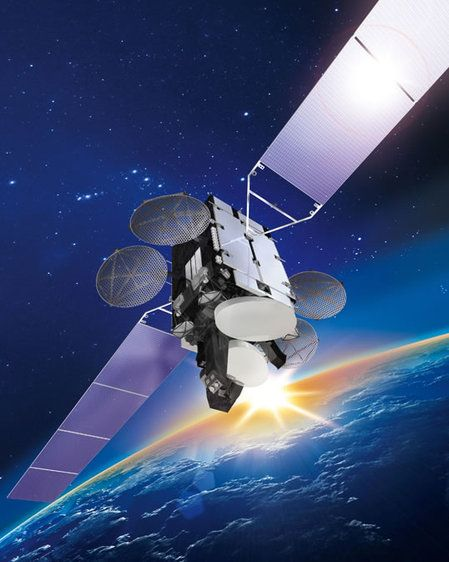 Mitsubishi Electric announces the successful launch of the ST-2 communications satellite into geostationary orbit
