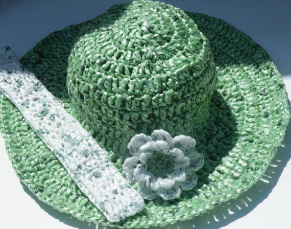 WEAR IT YOUR WAY 3-pc Adult Sun Hat with brim by twooleydesigns ♡♡