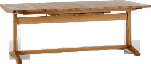 Parker - table à rallonge