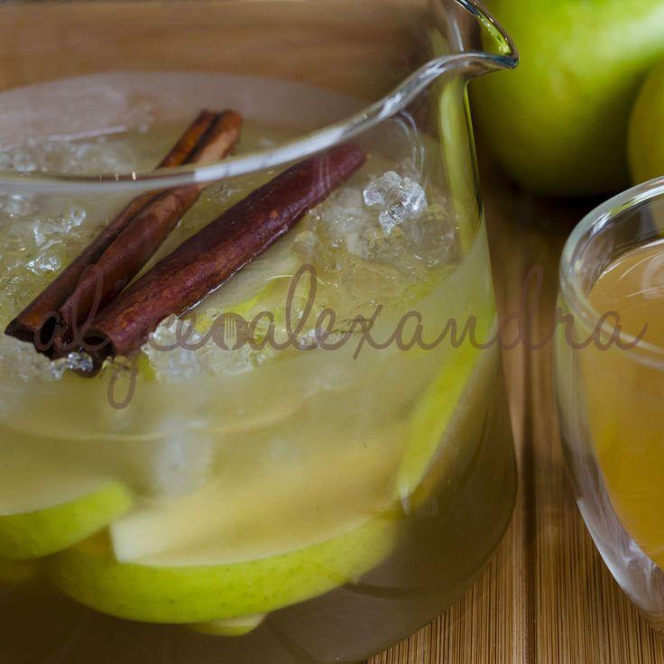 THERMOMIX TURKISH APPLE TEA