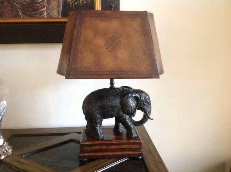 17 Best Images About Elephants Lamps On Pinterest The Indians David Hunt And Joss And Main