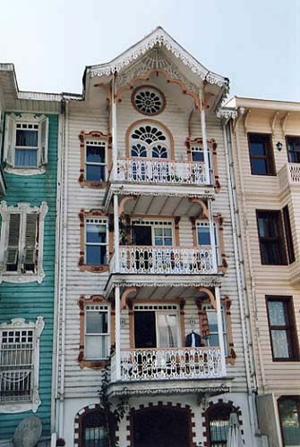 Maison en bois - Ahşap ev - Arnavutköy - Besiktas - Istanbul