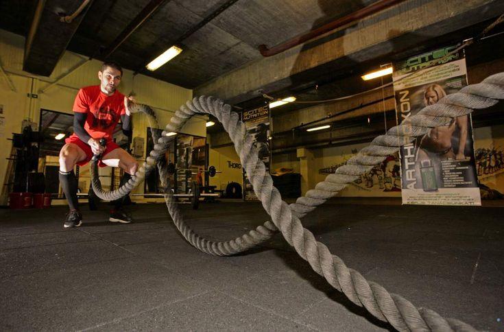 Kerékpáros edzés: Crossfit alapozó, erősítő program Buruczki Szilárddal