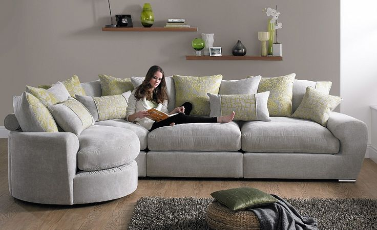 Cheap large fabric corner sofas uk corner sofas buy for Affordable furniture uk